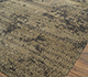 Jaipur Rugs - Hand Knotted Wool and Silk Grey and Black QM-959 Area Rug Floorshot - RUG1079806