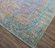 Jaipur Rugs - Hand Knotted Wool and Silk Multi QM-961 Area Rug Floorshot - RUG1075554