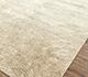 Jaipur Rugs - Hand Knotted Wool and Silk Ivory QM-962 Area Rug Floorshot - RUG1080107
