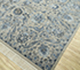 Jaipur Rugs - Hand Knotted Wool and Silk Blue QNQ-10(CM-01) Area Rug Floorshot - RUG1068496