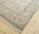 Jaipur Rugs - Hand Knotted Wool and Silk Ivory QNQ-10 Area Rug Floorshot - RUG1075728