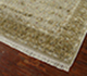 Jaipur Rugs - Hand Knotted Wool and Silk Ivory QNQ-16 Area Rug Floorshot - RUG1026287