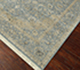 Jaipur Rugs - Hand Knotted Wool and Silk Blue QNQ-50 Area Rug Floorshot - RUG1061823