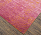 Jaipur Rugs - Hand Knotted Wool and Silk Pink and Purple QRS-951 Area Rug Floorshot - RUG1070516