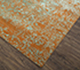 Jaipur Rugs - Hand Knotted Wool and Silk Red and Orange QRS-958 Area Rug Floorshot - RUG1070518