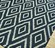 Jaipur Rugs - Flat Weaves Wool Blue SDWL-11 Area Rug Floorshot - RUG1092107