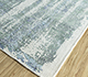 Jaipur Rugs - Hand Loom Wool and Viscose Blue SHWV-30 Area Rug Floorshot - RUG1099975