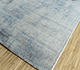 Jaipur Rugs - Hand Loom Wool and Viscose Ivory SHWV-41 Area Rug Floorshot - RUG1100041