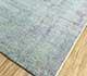 Jaipur Rugs - Hand Loom Wool and Viscose Grey and Black SHWV-47 Area Rug Floorshot - RUG1100046