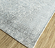 Jaipur Rugs - Hand Loom Wool and Viscose Ivory SHWV-50 Area Rug Floorshot - RUG1100047