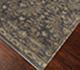 Jaipur Rugs - Hand Knotted Wool and Silk Grey and Black SKRT-503 Area Rug Floorshot - RUG1038584
