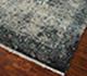 Jaipur Rugs - Hand Knotted Wool and Silk Blue SKRT-814 Area Rug Floorshot - RUG1038611