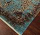 Jaipur Rugs - Hand Knotted Wool and Silk Blue SKRT-814 Area Rug Floorshot - RUG1070065