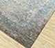 Jaipur Rugs - Hand Knotted Wool and Silk Blue SKRT-814 Area Rug Floorshot - RUG1077710