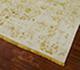 Jaipur Rugs - Hand Knotted Wool and Silk Beige and Brown SKRT-817 Area Rug Floorshot - RUG1054528