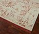 Jaipur Rugs - Hand Knotted Wool and Silk Ivory SKRT-817 Area Rug Floorshot - RUG1038620