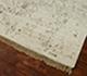 Jaipur Rugs - Hand Knotted Wool and Silk Beige and Brown SKRT-817 Area Rug Floorshot - RUG1038621