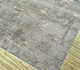 Jaipur Rugs - Hand Knotted Wool and Silk Grey and Black SKRT-913 Area Rug Floorshot - RUG1091129