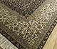 Jaipur Rugs - Hand Knotted Wool Beige and Brown SKWL-19 Area Rug Floorshot - RUG1097886