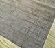 Jaipur Rugs - Hand Knotted Wool and Silk Grey and Black SLA-518 Area Rug Floorshot - RUG1090187