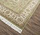 Jaipur Rugs - Hand Knotted Wool Beige and Brown SPR-07 Area Rug Floorshot - RUG1075563
