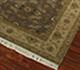 Jaipur Rugs - Hand Knotted Wool Green SPR-17 Area Rug Floorshot - RUG1041949