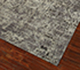Jaipur Rugs - Hand Knotted Wool Grey and Black SPR-701 Area Rug Floorshot - RUG1018432