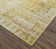 Jaipur Rugs - Hand Knotted Wool and Bamboo Silk Ivory SRB-652 Area Rug Floorshot - RUG1085723