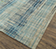 Jaipur Rugs - Hand Knotted Wool and Bamboo Silk Blue SRB-701 Area Rug Floorshot - RUG1094517