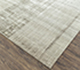 Jaipur Rugs - Hand Knotted Wool and Bamboo Silk Ivory SRB-701 Area Rug Floorshot - RUG1097210