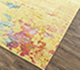 Jaipur Rugs - Hand Knotted Wool and Bamboo Silk Gold SRB-702 Area Rug Floorshot - RUG1087801