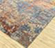 Jaipur Rugs - Hand Knotted Wool and Bamboo Silk Multi SRB-705 Area Rug Floorshot - RUG1079831
