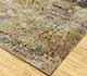 Jaipur Rugs - Hand Knotted Wool and Bamboo Silk Ivory SRB-707 Area Rug Floorshot - RUG1083091