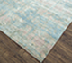Jaipur Rugs - Hand Knotted Wool and Bamboo Silk Blue SRB-710 Area Rug Floorshot - RUG1087814
