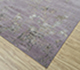 Jaipur Rugs - Hand Knotted Wool and Bamboo Silk Pink and Purple SRB-713 Area Rug Floorshot - RUG1082307