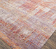 Jaipur Rugs - Hand Knotted Wool and Bamboo Silk Pink and Purple SRB-717 Area Rug Floorshot - RUG1074548