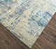 Jaipur Rugs - Hand Knotted Wool and Bamboo Silk Ivory SRB-720 Area Rug Floorshot - RUG1087817