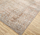 Jaipur Rugs - Hand Knotted Wool and Bamboo Silk Ivory SRB-729 Area Rug Floorshot - RUG1097222