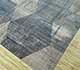 Jaipur Rugs - Hand Knotted Wool and Bamboo Silk Blue SRB-730 Area Rug Floorshot - RUG1092494