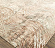 Jaipur Rugs - Hand Knotted Wool and Bamboo Silk Beige and Brown SRB-9002 Area Rug Floorshot - RUG1080758