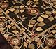 Jaipur Rugs - Hand Tufted Wool Grey and Black TAC-963 Area Rug Floorshot - RUG1029703