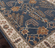 Jaipur Rugs - Hand Tufted Wool Blue TAC-966 Area Rug Floorshot - RUG1018854