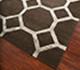 Jaipur Rugs - Hand Tufted Wool and Viscose Beige and Brown TAQ-191 Area Rug Floorshot - RUG1031132