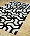 Jaipur Rugs - Hand Tufted Wool and Viscose Beige and Brown TAQ-209 Area Rug Floorshot - RUG1086814