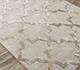 Jaipur Rugs - Hand Tufted Wool and Viscose Grey and Black TAQ-373 Area Rug Floorshot - RUG1060965