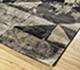 Jaipur Rugs - Hand Tufted Wool and Viscose Grey and Black TAQ-4310 Area Rug Floorshot - RUG1092751