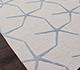 Jaipur Rugs - Hand Tufted Wool and Viscose Ivory TAQ-829 Area Rug Floorshot - RUG1019354