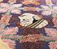 Jaipur Rugs - Hand Tufted Wool and Viscose Blue TOP-102 Area Rug Floorshot - RUG1095439