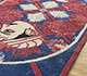 Jaipur Rugs - Hand Tufted Wool and Viscose Pink and Purple TOP-114 Area Rug Floorshot - RUG1093767