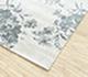 Jaipur Rugs - Hand Tufted Wool and Viscose Ivory TQR-241 Area Rug Floorshot - RUG1068549